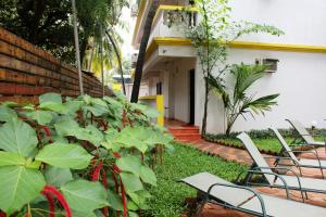 Silver Sands Sunshine - Angaara, Hotely  Candolim - big - 48