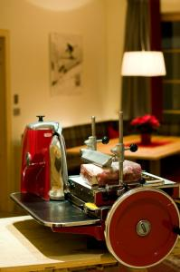 Der Waldhof, Hotely  Sankt Anton am Arlberg - big - 18