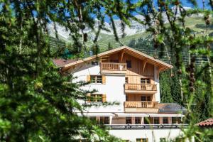 Der Waldhof, Hotely  Sankt Anton am Arlberg - big - 32