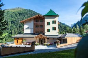 Der Waldhof, Hotely  Sankt Anton am Arlberg - big - 33