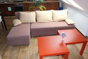 Orange Loft Apartment