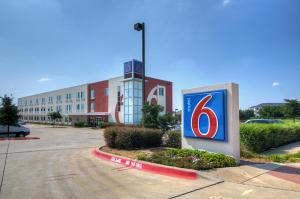 Motel 6 Fort Worth Northlake Speedway, Hotels  Roanoke - big - 12
