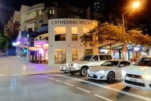 Cathedral Place, Aparthotels  Brisbane - big - 34
