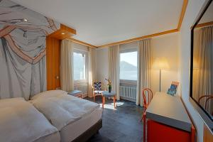 Albergo Carcani, Hotely  Ascona - big - 11
