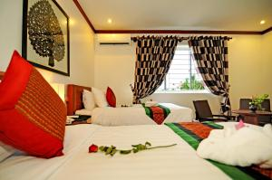 Visoth Boutique, Hotels  Siem Reap - big - 12
