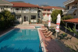 Olympus Hotel Villa Drosos, Szállodák  Litóhoro - big - 50