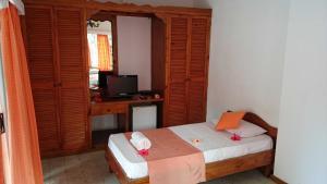 C'est Mon Choix Hotel, Hotels  Grand'Anse Praslin - big - 16