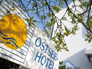 Ostsee-Hotel, Szállodák  Großenbrode - big - 15