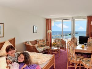 Ostsee-Hotel, Hotely  Großenbrode - big - 9