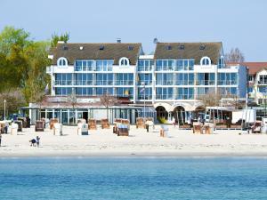 Ostsee-Hotel, Hotely  Großenbrode - big - 20