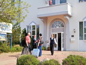 Ostsee-Hotel, Szállodák  Großenbrode - big - 14