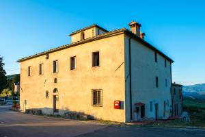 Agriturismo Fattoria Lavacchio, Farm stays  Pontassieve - big - 42