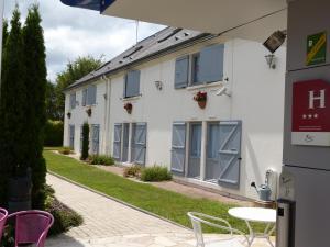 Inter-Hotel Le Mans Nord Alizéa