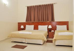 Africana Hotel, Hotels  Dubai - big - 12
