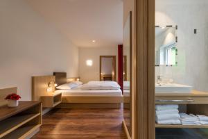 Alpin Hotel Gudrun, Hotels  Colle Isarco - big - 10