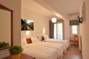 Olympus Hotel Villa Drosos, Szállodák  Litóhoro - big - 4