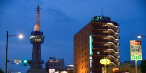 Nishitetsu Resort Inn Beppu, Hotels  Beppu - big - 41
