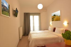 Olympus Hotel Villa Drosos, Szállodák  Litóhoro - big - 6
