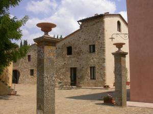 Agriturismo Torraiolo, Apartmanhotelek  Barberino di Val d'Elsa - big - 48