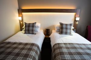 Mondo Hotel, Hotels  Coatbridge - big - 13