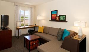 Residence Inn Phoenix Airport, Hotely  Phoenix - big - 27