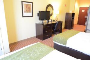 Suite Doble con 2 camas grandes