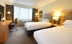 Clayton Hotel Burlington Road, Отели  Дублин - big - 9
