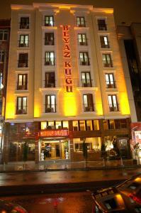 Beyaz Kugu Hotel, Отели  Стамбул - big - 18