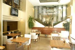 Beyaz Kugu Hotel, Отели  Стамбул - big - 12