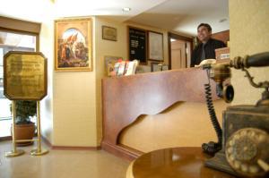 Beyaz Kugu Hotel, Отели  Стамбул - big - 11