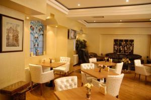 Beyaz Kugu Hotel, Отели  Стамбул - big - 10