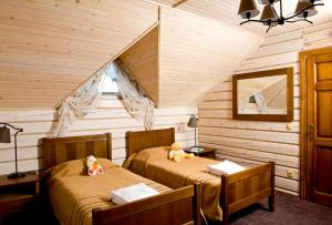 TAOR Karpaty, Hotels  Skhidnitsa - big - 3