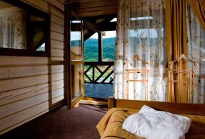 TAOR Karpaty, Hotels  Skhidnitsa - big - 17
