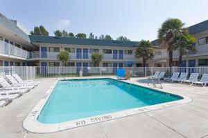 Motel 6 Davis - Sacramento Area, Hotely  Davis - big - 17