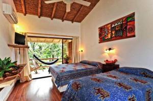 Hotel Atrapasueños, Отели  Santa Teresa Beach - big - 14