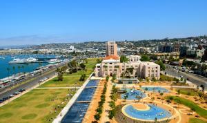 Wyndham San Diego Bayside, Hotels  San Diego - big - 33