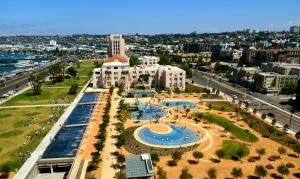 Wyndham San Diego Bayside, Hotels  San Diego - big - 34