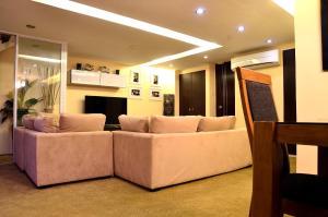 Luxurious Penthouse Unit in Cebu, Apartmány  Cebu City - big - 5