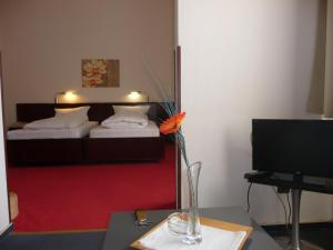 Hotel Stadt Hamm, Hotely  Hamm - big - 10