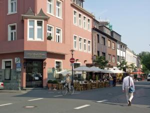 Hotel Stadt Hamm, Hotely  Hamm - big - 23
