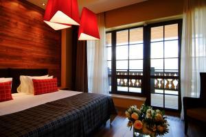 Polyana 1389 Hotel & Spa, Szállodák  Esztoszadok - big - 29
