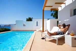 Minos Beach Art Hotel, Hotels  Agios Nikolaos - big - 5