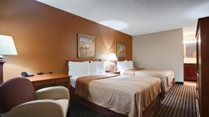 Double Room with Two Double Beds/Non-Smoking