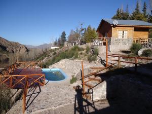 Cabañas Las Retamas, Lodge  Potrerillos - big - 23