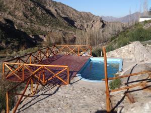 Cabañas Las Retamas, Lodge  Potrerillos - big - 22