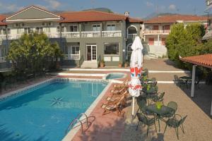 Olympus Hotel Villa Drosos, Szállodák  Litóhoro - big - 1