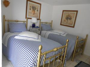 Chambre d'hôtes de charme La Belle Vue, Panziók  Roquebrune-Cap-Martin - big - 9