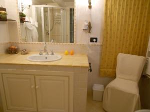 Chambre d'hôtes de charme La Belle Vue, Panziók  Roquebrune-Cap-Martin - big - 11