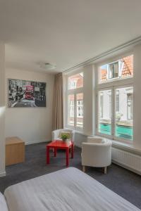 Ambassador City Centre Hotel, Hotels  Haarlem - big - 12