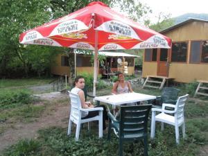 Bio Yard, Penzióny  Lagodekhi - big - 34
